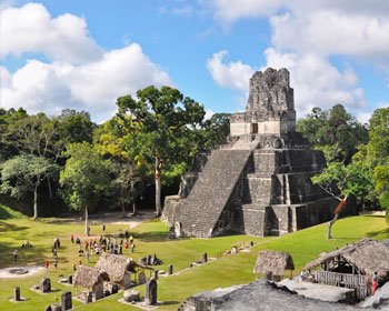 Archaeology and Maya Ruins