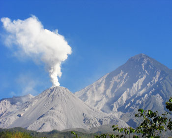 Volcanoes of Guatemala