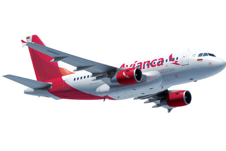 Flights with Avianca