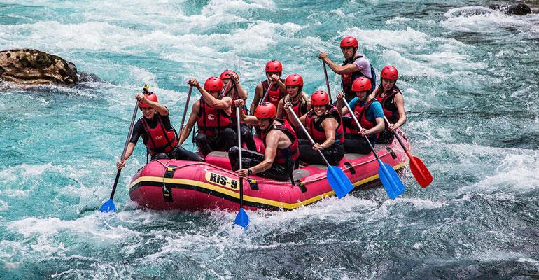 Turismo De Aventura Y Deportes En Guatemala Palasan Tour