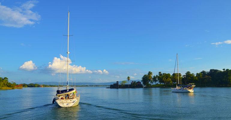 Lac Izabal