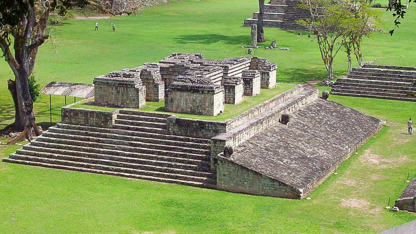 Copan en Honduras