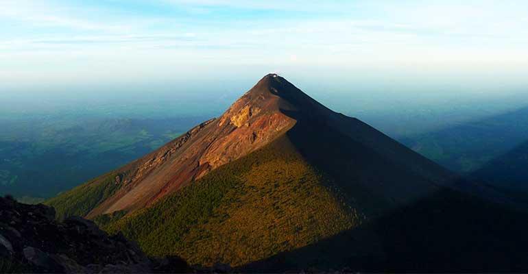 Volcán de Acatenango